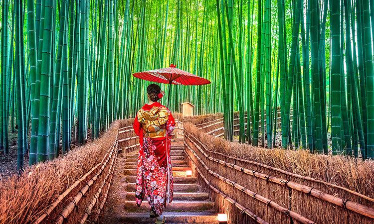 A shanghai les touristes préfèrent le Japon