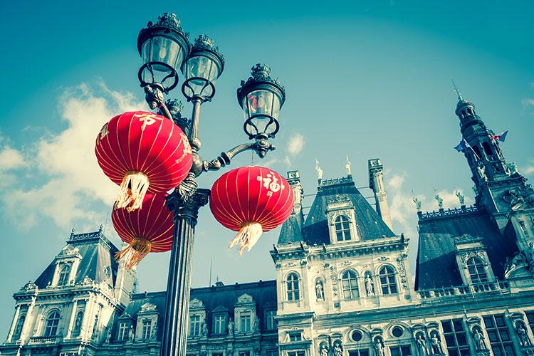 Nouvelle ambassade de France en Chine