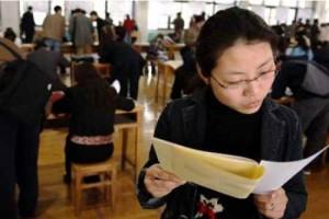 Un faux diplôme en Chine: facile à obtenir, moins à utiliser