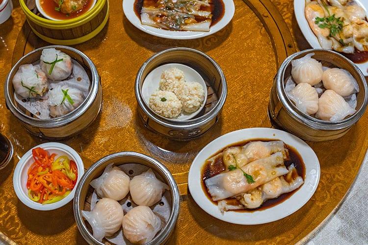 Carnaval hongkongais de la gastronomie