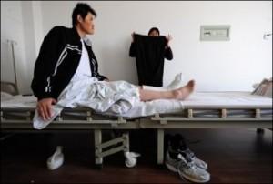 Zhao Liang-Homme-le-plus-grand-du-monde