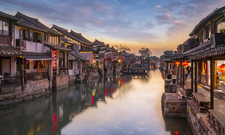 Xitang une ville de charme et d'émotion