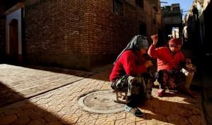 Kachgar ville mythique en reconstruction-Chinecroissance