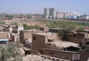 Pourquoi renover Kachgar-Chinecroissance
