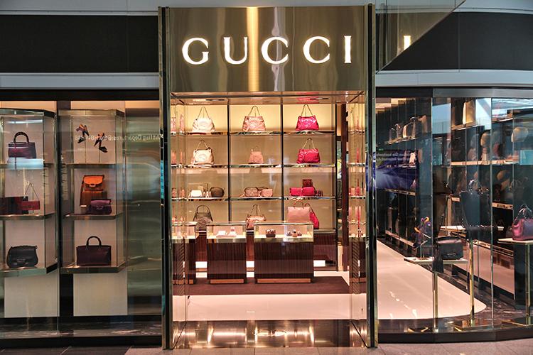 Gucci renforce sa présence en Chine