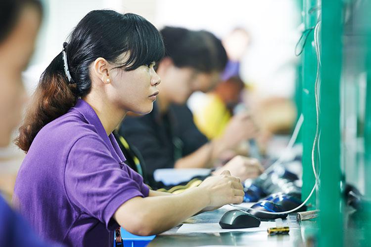 Chiffre : 25 millions de travailleurs migrants en Chine