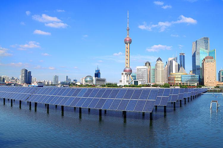 La Chine investit dans les énergies renouvelables
