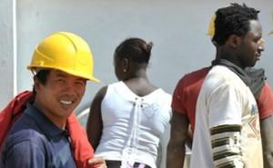 La présence de la Chine en Afrique
