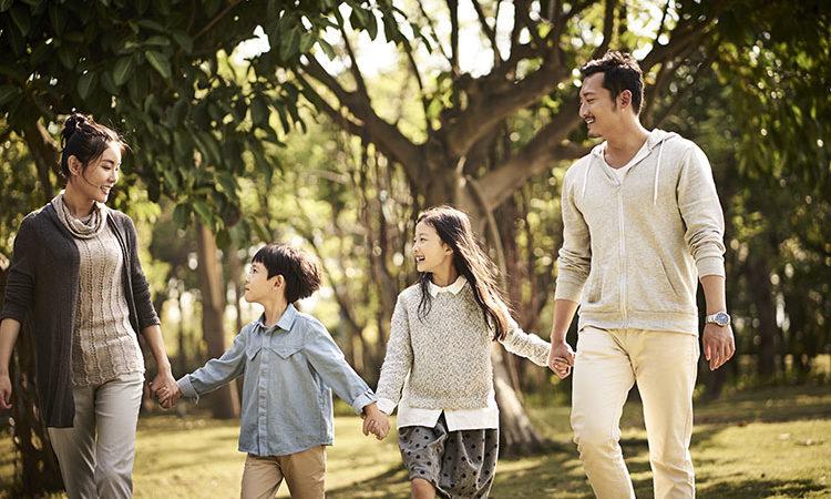 Succes de la politique des deux enfants en Chine