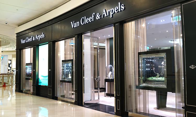Van Cleef And Arpels s'attaque a la Chine