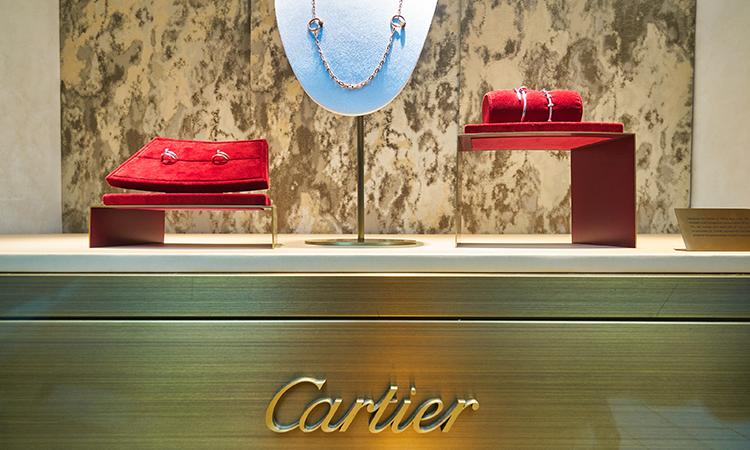 Cartier le luxe français s'implante à Urumqi