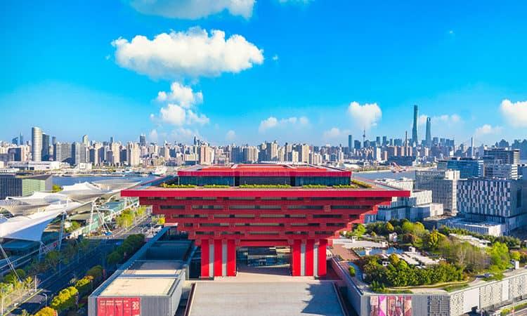 Expo 2010 Shanghai la rencontre architecturale