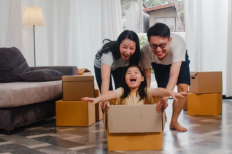 Baisse de la hausse immobilière en Chine