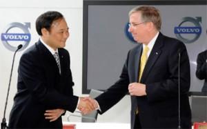 La Chine accepte le rachat de Volvo Cars - Chinecroissance