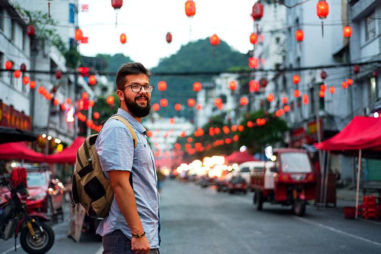 La Chine sera numéro un comme destination touristique