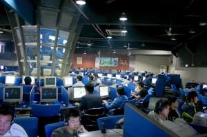 En Chine, 450 millions d'internautes - Chinecroissance