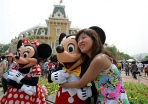 Disneyland Shanghai commence les travaux - Chinecroissance