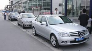 Forte hausse des ventes de Mercedes en Chine - Chinecroissance