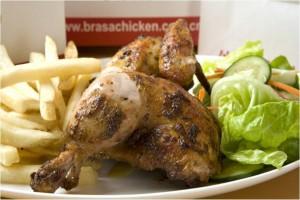 Brasa Chicken Shanghai - Chinecroissance