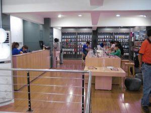 Faux Apple Store sur le marche chinois-Chinecroissance