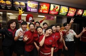 McDo veut ouvrir un restaurant par jour en Chine