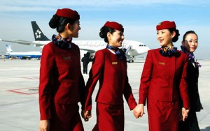Siemens choisit Air China pour les voyages d'affaires - Chinecroissance