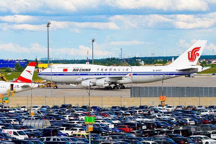 Siemens choisit Air China pour les voyages d'affaires
