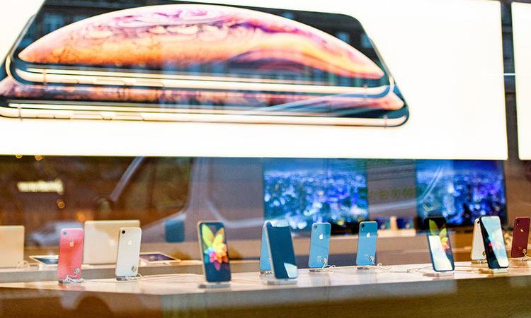 Faux Apple Store sur le marché chinois