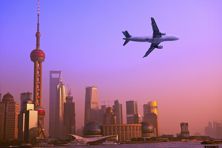 Les Chinois ont choisi de voler avec des avions français