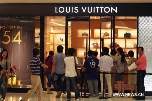 Louis Vuitton devient trop banal en Chine-Chinecroissance