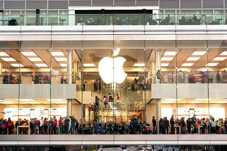 Apple pret à discuter écologie en Chine mais pas totalement