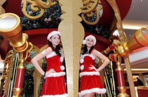 Quand la Chine rencontre le Pere Noel-Chinecroissance