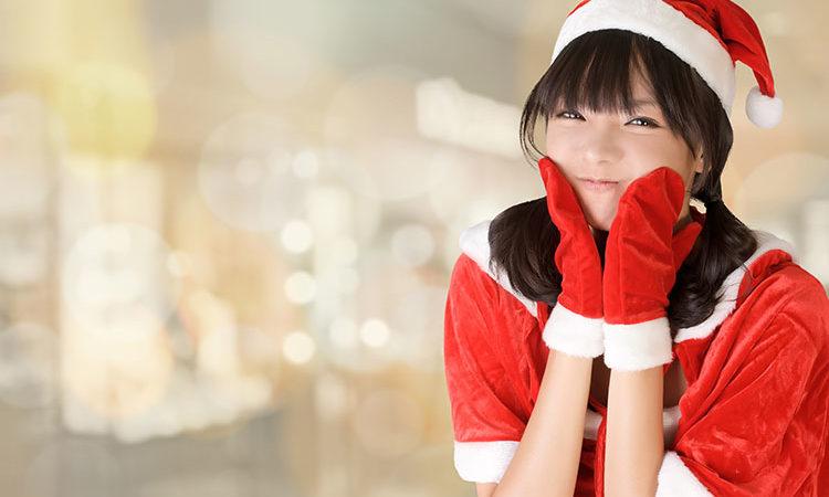 Quand la Chine rencontre le Pere Noel