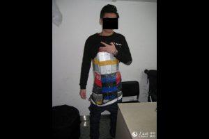 Un homme interpelle en Chine avec 100 iPhones sur lui-chinecroissance