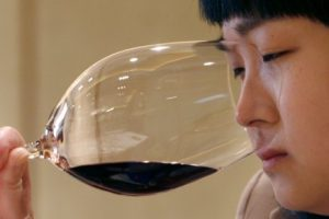 Les chinois preferent le vin rouge-Chinecroissance