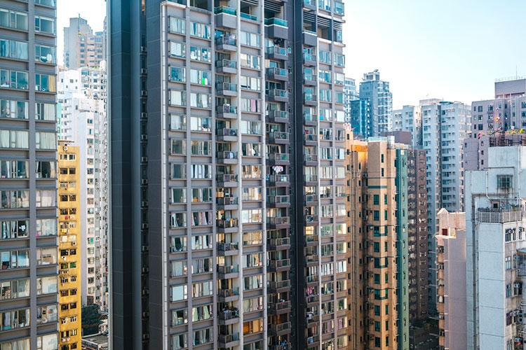 Septième mois de baisse pour l'immobilier en Chine