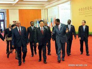 La Chine prete 20 milliards de dollars à l'Afrique - Chinecroissance