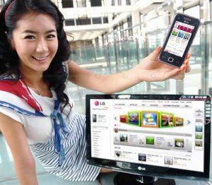 Les chinois préfèrent surfer sur le web avec leurs mobiles - Chinecroissance