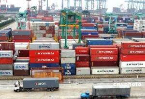 Record des exportations chinoises au mois de Septembre 2012-Chinecroissance