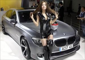En Chine BMW va lancer une nouvelle marque-Chinecroissance
