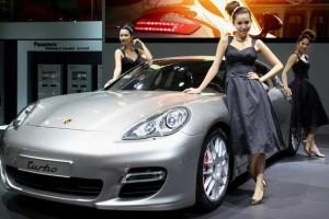 La Chine va vendre deux fois plus de voitures de luxe que les Etats Unis-Chinecroissance