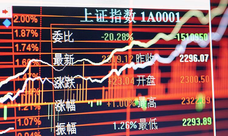 Accélération de la croissance en Chine