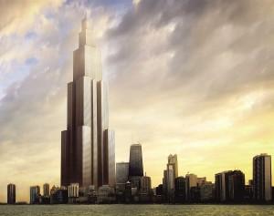 Sky City la plus haute tour du monde bientot en Chine-Chinecroissance