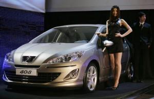 Augmentation des ventes de PSA en Chine-Chinecroissance