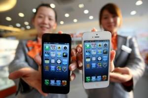 Baisse des ventes Iphone en Chine-Chinecroissance