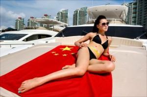 Trop de Bling Bling en Chine