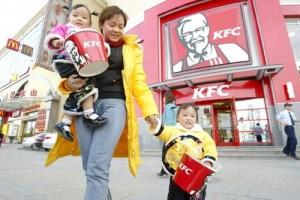 Crise pour KFC en Chine-Chinecroissance