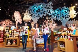 Ouverture du Disney Store de Shanghai-Chinecroissance