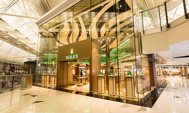Les marques de luxe voient leurs ventes diminuer en Chine
