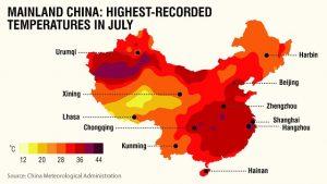 temperature et chine-Chinecroissance